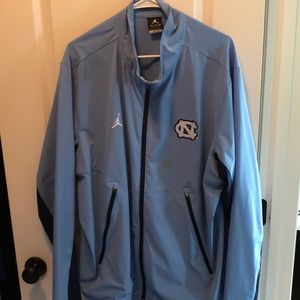 Jumpman Nike ELITE Dri-Fit NC Tarheels Jacket